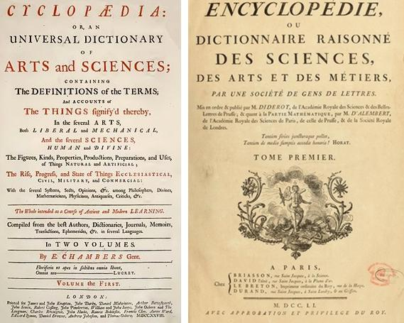 18 Encyclopedie