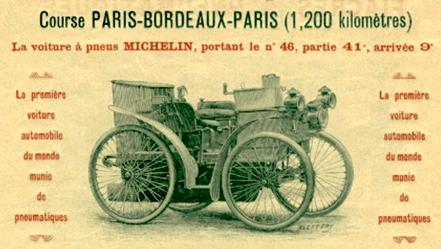18 Michelin Eclair Competition Auto